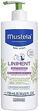 Düfte, Parfümerie und Kosmetik Reinigungsmilch mit Olivenöl - Mustela Bebe Liniment