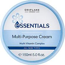 Düfte, Parfümerie und Kosmetik Universalcreme mit Multivitamin-Komplex - Oriflame Essentials Multi-Purpose Cream Multi-Vitamin Complex
