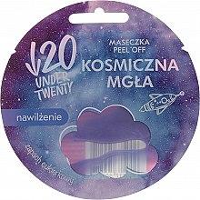 Düfte, Parfümerie und Kosmetik Feuchtigkeitsspendende Peel-Off Gesichtsmaske mit Süßigkeiten-Duft Kosmischer Nebel - Under Twenty Peel Off Mask