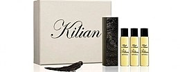 Düfte, Parfümerie und Kosmetik Kilian Back to Black by Kilian Aphrodisiac Travel - Set(edp/4x7.5ml)