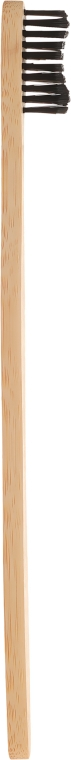 Bambuszahnbürste - Sanso Cosmetics Natural Bamboo Toothbrushes — Bild N2