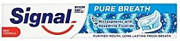 Düfte, Parfümerie und Kosmetik Zahnpasta Pure Breath - Signal Pure Breath Toothpaste