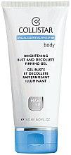 Straffendes und aufhellendes Brust- und Dekolletégel - Collistar Special Essential White Brightening Bust And Decollete Firming Gel — Bild N1
