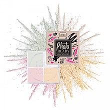 2in1 Korrigierende Make-up Base und Fixierpuder - Wibo Photo Ready Loose Powder — Bild N2