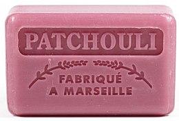 Düfte, Parfümerie und Kosmetik Handgemachte Naturseife Patchouli - Foufour Savonnette Marseillaise Patchouli