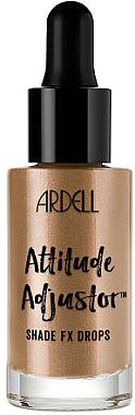 Flüssiger Highlighter - Ardell Attitude Adjustor Shade FX Drops — Bild N1