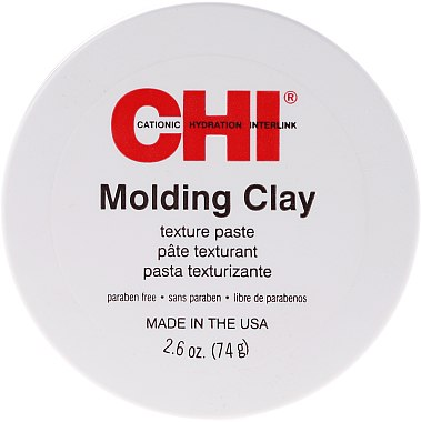 Modellierende Haarpaste - CHI Molding Clay — Bild N1