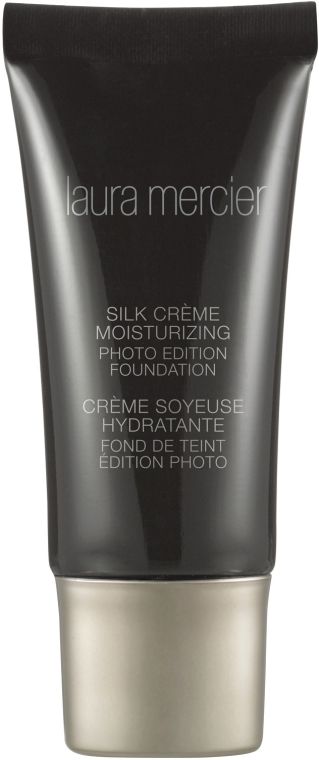 Feuchtigkeitsspendende Grundierung - Laura Mercier Silk Creme Moisturizing Photo Edition Foundation — Bild N1