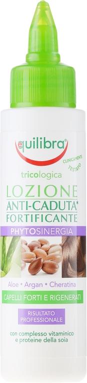 Stärkende Lotion gegen Haarausfall mit Aloe, Argan und Keratin - Equilibra Tricologica — Bild N2