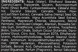 Regenerierende und beruhigende Gesichtscreme mit Cannabidiol und D-Panthenol - Bielenda Only For Men Regenerating And Soothing Cream — Bild N4