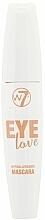 Düfte, Parfümerie und Kosmetik Hypoallergene Wimperntusche - W7 Eye Love Hypoallergenic Mascara