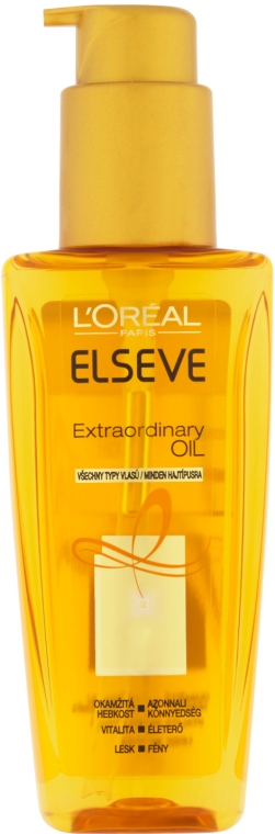 Haaröl - L'Oreal Paris Elseve Extraordinary Oil — Bild N1