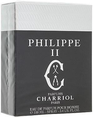 Charriol Philippe II - Eau de Parfum — Bild N2