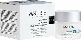 Düfte, Parfümerie und Kosmetik Hautschutzcreme mit Hyaluronsäure und Moringa-Extrakt - Anubis Dtx Urban Detox Anti-Pollution Cream