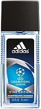 Düfte, Parfümerie und Kosmetik Adidas UEFA Champions League Star Edition - Eau de Cologne