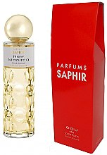 Düfte, Parfümerie und Kosmetik Saphir Parfums New Mazurca - Eau de Parfum