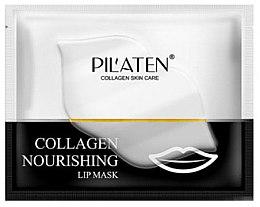 Düfte, Parfümerie und Kosmetik Nährende Lippenmaske mit Kollagen - Pil'aten Collagen Nourishing Lip Mask