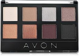 Düfte, Parfümerie und Kosmetik 8in1 Lidschattenpalette - Avon 8-in-1 Eyeshadow Palette