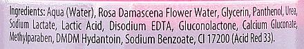 Satin Rosenwasser mit Rosenblütenextrakt, D-Panthenol und Harnstoff - Bielenda Professional Face Program Satin Rose Water — Bild N3