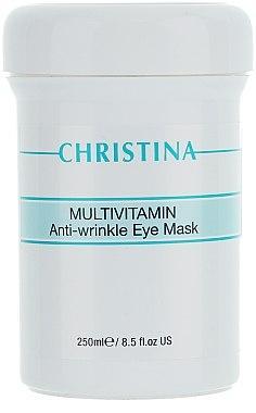 Multivitamin-Augenmaske - Christina Multivitamin Anti-Wrinkle Eye Mask — Bild N1