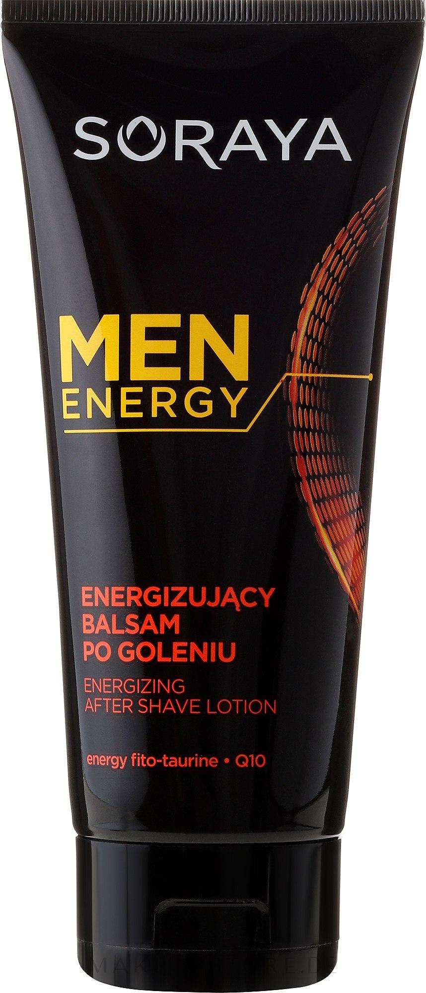 Beruhigender After Shave Balsam - Soraya Men Energy After Shave Lotoin — Bild 150 ml
