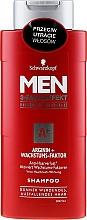 Düfte, Parfümerie und Kosmetik 3-Fach-Effekt Shampoo zur Stimulierung des Haarwachstums - Schwarzkopf Men A+ Arginin+ Shampoo