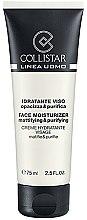 Düfte, Parfümerie und Kosmetik Feuchtigkeitsspendende Gesichtscreme - Collistar Uomo Face Moisturizer Mattifing & Purifying