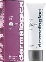Düfte, Parfümerie und Kosmetik Feuchtigkeitsspendende Tönungscreme SPF 20 - Dermalogica Daily Skin Health Sheer Tint SPF 20