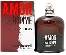 Düfte, Parfümerie und Kosmetik Cacharel Amor Pour Homme Tentation - Eau de Toilette