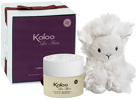 Kaloo Kaloo Les Amis - Duftset (Eau de Senteur/100ml + Hund Kuscheltier) — Bild N1