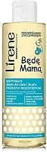 Düfte, Parfümerie und Kosmetik Straffendes Brust- und Körperöl gegen Schwangerschaftsstreifen - Lirene Mama Stretch Marks Oil
