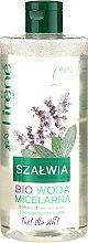 Düfte, Parfümerie und Kosmetik Mizellen-Reinigungswasser mit Salbei-Extrakt - Lirene Bio