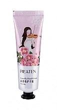 Düfte, Parfümerie und Kosmetik Feuchtigkeitsspendende Handcreme mit Kamelienextrakt - Pil'aten Camellia Hand Cream