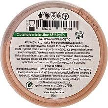 Gesichtsreinigungsmaske - Soaphoria Organic Herbal Blend Tired, Dehydrated and Dried Skin — Bild N3