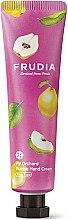Düfte, Parfümerie und Kosmetik Pflegende Handcreme mit Quittenextrakt - Frudia My Orchard Quince Hand Cream