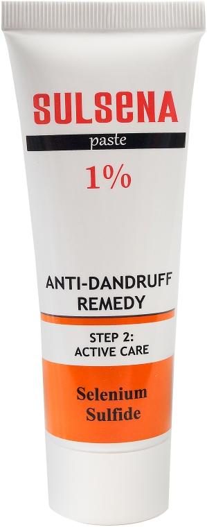 Anti-Schuppen Haarpaste mit Selen - Sulsena — Bild N3