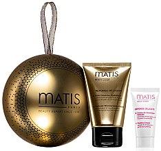 Düfte, Parfümerie und Kosmetik Gesichtspflegeset - Matis Reponse Delicate Softness Surprise Ball (Gesichtscreme 50ml + Creme-Peeling für das Gesicht 15ml)