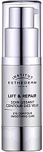 Düfte, Parfümerie und Kosmetik Glättende Augencreme - Institut Esthederm Lift & Repair Eye Contour Smoothing Care