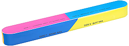 Düfte, Parfümerie und Kosmetik 7-Stufen-Nagelpufferblock 163x22x17mm - Tools For Beauty 7-way Nail Buffer Block