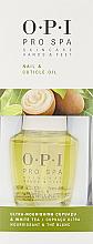 Düfte, Parfümerie und Kosmetik Nagel- und Nagelhautöl mit Cupuacu und weißem Tee - O.P.I. ProSpa Nail & Cuticle Oil