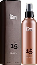 Düfte, Parfümerie und Kosmetik Sonnenschutzspray für den Körper SPF 15 - Le Tout Sun Protect Body Spray SPF 15