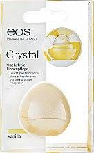 Düfte, Parfümerie und Kosmetik Lippenbalsam Vanilla - EOS Crystal Lip Balm Vanilla