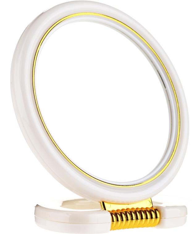 Kosmetikspiegel mit Ständer 5022 weiß - Top Choice — Bild N1