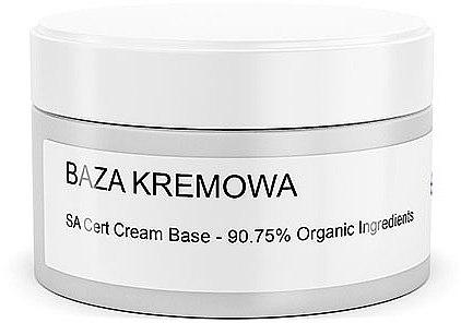 Pflegende Gesichtscreme mit 90,75% organischen Inhaltsstoffen - Esent — Bild N1