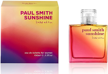 Paul Smith Sunshine Edition For Women 2015 - Eau de Toilette — Bild N1
