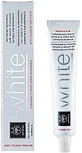 Düfte, Parfümerie und Kosmetik Aufhellende Zahnpasta mit Mastix und Propolis - Apivita Healthcare Natural Dental Care White Whitening Toothpaste With Mastic & Propolis