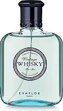 Düfte, Parfümerie und Kosmetik Evaflor Whisky Vintage - Eau de Toilette