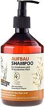 Düfte, Parfümerie und Kosmetik Shampoo für trockenes und strapaziertes Haar - Rezepte der Oma Gertrude