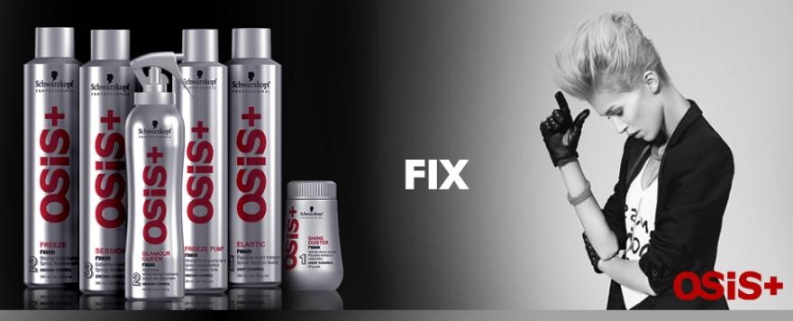 Haarlack Extra starker Halt - Schwarzkopf Professional Osis+ Session Finish Extreme Hold Hairspray — Bild N2