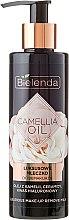 Düfte, Parfümerie und Kosmetik Make-up Reinigungsmilch - Bielenda Camellia Oil Luxurious Make-up Removing Milk